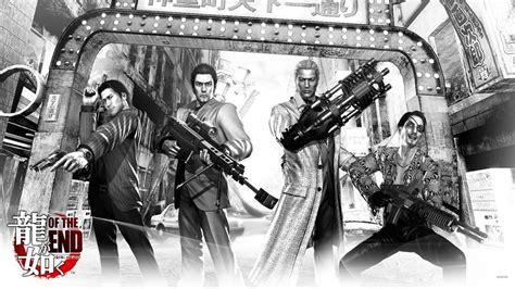 Yakuza End Of free yakuza dead souls wallpaper in 1366x768