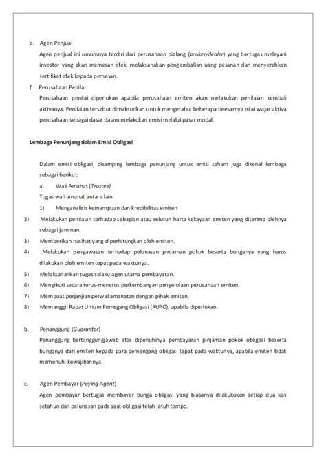 Dasar Dasar Hukum Acara Pidana Perkembangan Dan Pembaharuannya Di I perkembangan pasar modal di indonesia