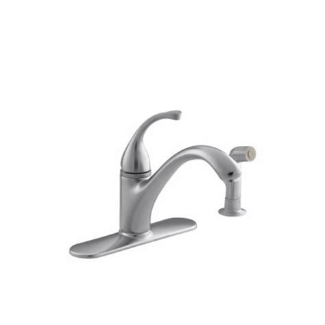 kohler kitchen faucet reviews where to buy the best kohler kitchen faucet review 2017