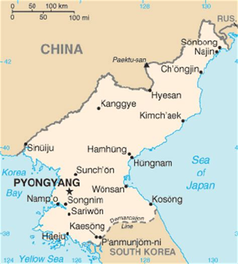 5 themes of geography south korea north korea geography