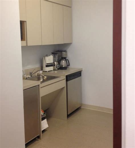 Office Pantry Requirements by Office Sublet In Carnegie Tower In Midtown West