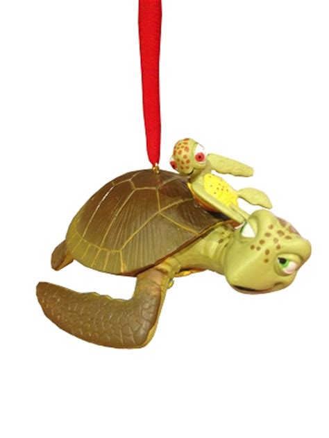 disney christmas ornament crush and squirt finding nemo