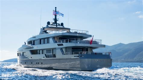 and luxury motors a closer look at the cacos v luxury motor yacht