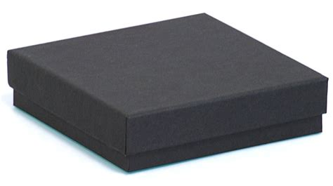 Cheap Gift Boxes Uk - wholesale black recycled jewellery boxes wholesale black