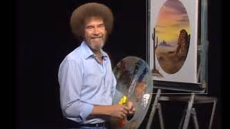bob ross can you handle the bob ross curly hair was