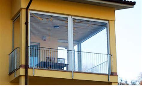 veranda su balcone verande su terrazzi