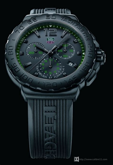 Tagheuer Cr7 Black Green 2012 tag heuer formula 1 singapore the home of tag heuer