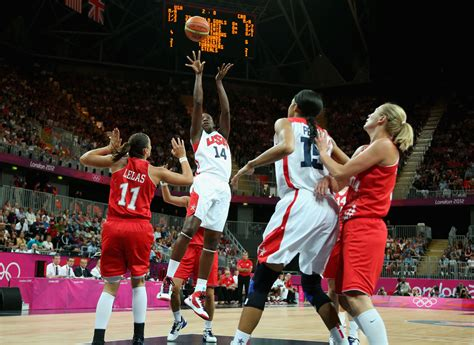 basketball olympic 2012 tina charles in olympics day 1 basketball zimbio
