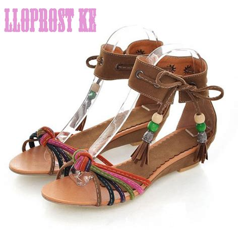 get cheap low wedge sandals aliexpress