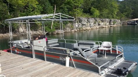 should i buy a boat with a rebuilt motor 1985 sun tracker rebuild pontoon forum gt get help with