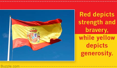 colors of spain all about the flag history meaning and
