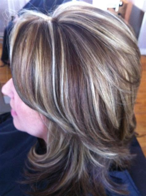 low highlights againt grey hair low lights on gray hair google search hairstyles