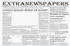 Free Newspaper Templates For Microsoft Word by Wonderful Free Templates To Create Newspapers For Your