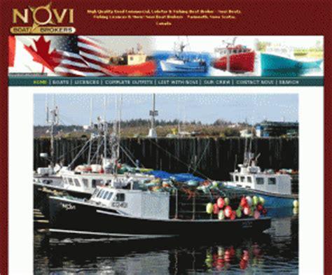 noviboatbrokers commercial fishing used lobster - Boat Brokers Nova Scotia
