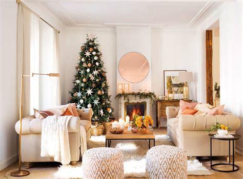decorar salon en navidad decoraci 243 n navide 241 a para el sal 243 n navidad el mueble