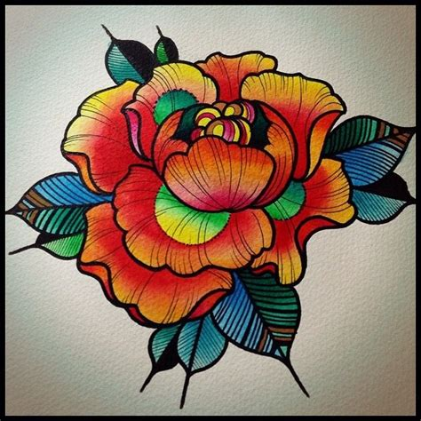 tattoo flower flash 42 best heart tattoos images on pinterest tatoos heart