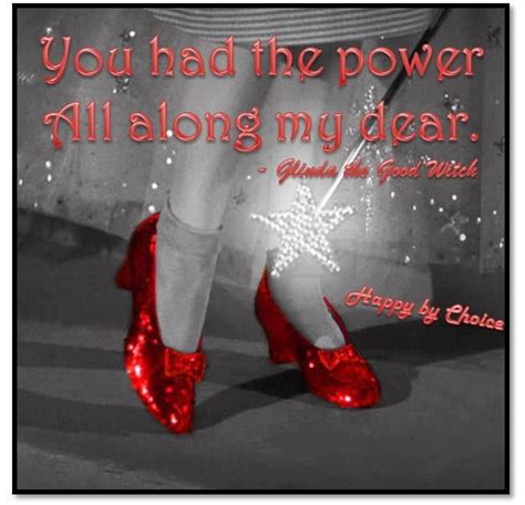 ruby slippers quote inner connie pace