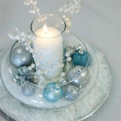 silver and blue table decorations 37 dazzling blue and silver decorating ideas