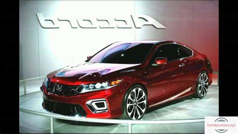 Honda Accord 2020 2020 honda accord engine features and release date 2018
