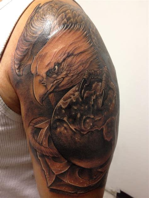 new school ega tattoo new ega tattoo done by gregory whitehead tattoos