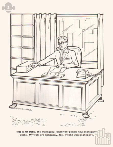 coloring book for executives a coloring book that means business mental floss