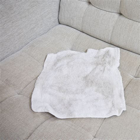 clean couch fabric how to clean a natural fabric couch popsugar smart living