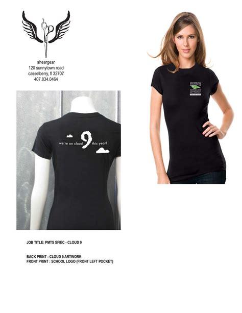 T Shirt Mens Cloud Nine sfiec cloud 9 t shirt design