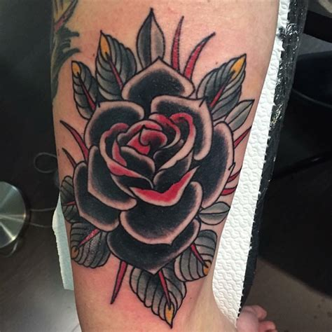 rose wreath tattoo 42 totally awesome black that will inspire you