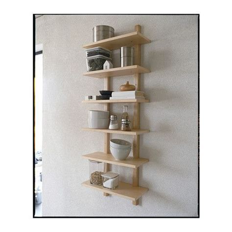 Wall Closets Ikea by V 196 Rde Wall Shelf Birch 50x140 Cm Closet Nook Ikea Wall
