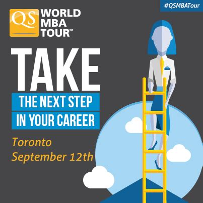 Mba World Tour Toronto by Free Admission Qs World Mba Tour Toronto Cpac