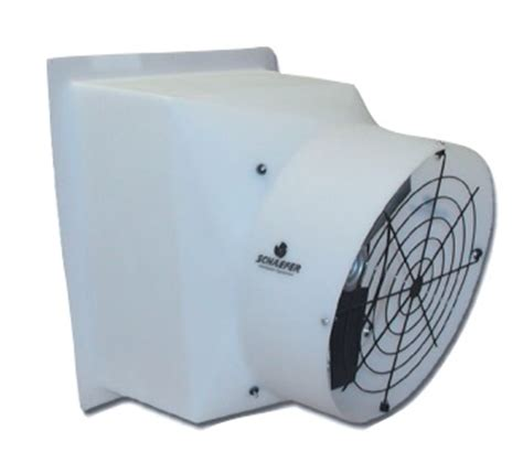 24 inch exhaust fan schaefer pfm2405 1 polyethylene exhaust fan direct drive