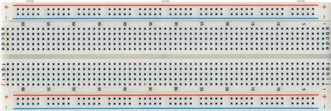 dioda led właściwości płytka stykowa prototypowa 830 otwor 243 w arduino akcesoria arduino