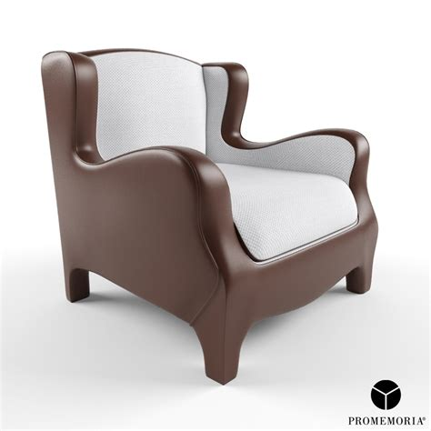 Armchair Club by Promemoria Club Armchair 3d Model Max Cgtrader