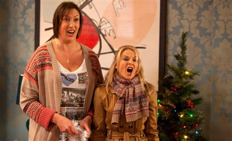 bbc bbc comedy blog miranda wishes   merry christmas