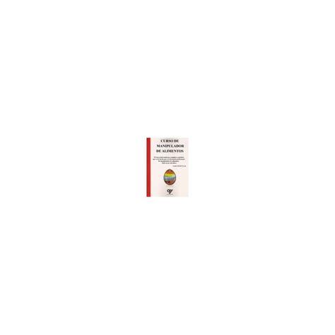 libro curso de manipulador de alimentos libros tecnicos  comprar precio