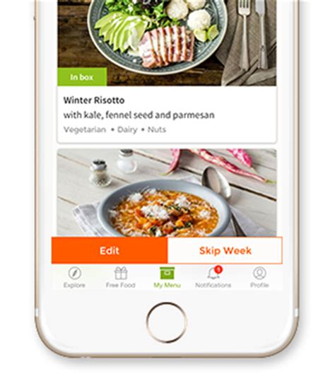 Hellofresh 30 Gift Card - discover a healthy meal plan weekly recipes hellofresh