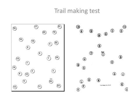 How To Make A Test L by Halstead Reitan Luria Nebraska Battery