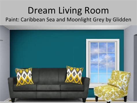 Teal Yellow Living Room by Would This In Living Room Light Grey Walls With A