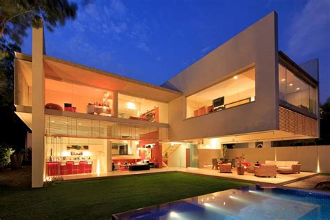 glass and concrete house amazing glass and concrete godoy house in mexico