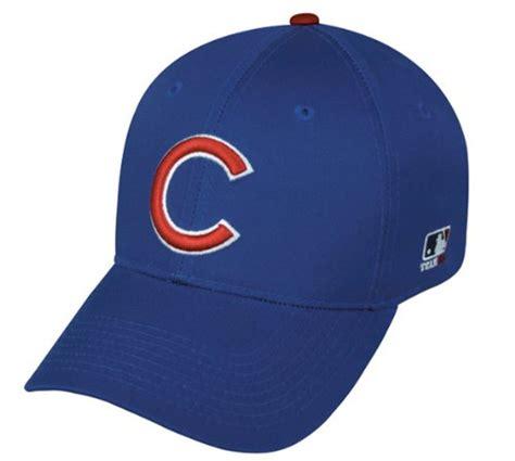 chicago cubs adjustable hat mlb officially licensed