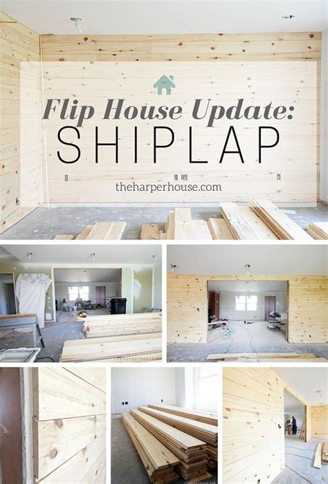 flip house update it s shiplap week the harper house flip house update it s shiplap week sun the end and house