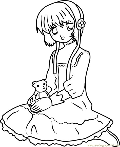 Cardcaptor Coloring Pages by Card Captors Free Colouring Pages