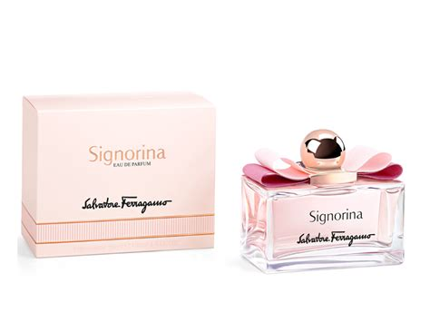 Parfum Signorina signorina salvatore ferragamo sales company