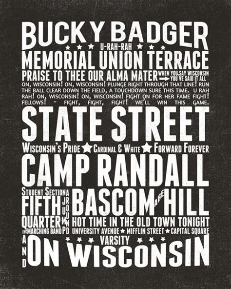 Badger Wall