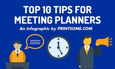 10 Tips On How To Meet A Of Your Dreams by Meeting Planner 10 Tips That Will Make You A