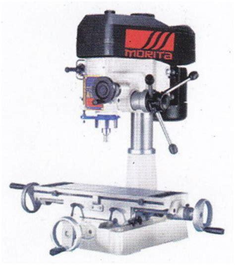 Bor Duduk Oscar morita drilling milling rf25 products of mesin bor