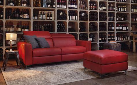 divani e salotti moderni salotti in pelle rosini divani