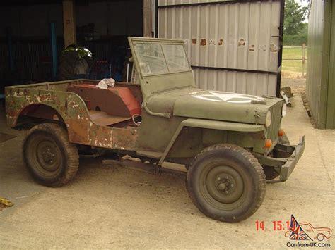 ww2 jeep 1942 wwii willys mb army jeep