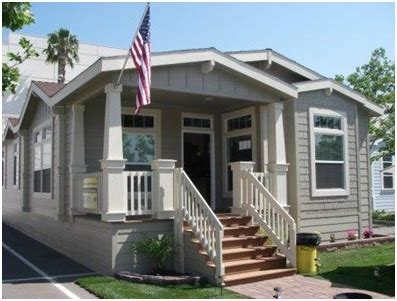 manufactured mobile home financing