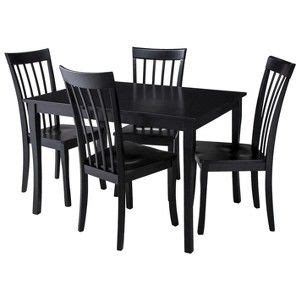 5 piece dolce dining set home sweet home pinterest